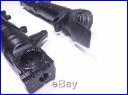 07 Suzuki Bandit GSF1250S Fork Tube Lower Covers