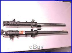 07 Suzuki GSF1250 S GSF 1250 Bandit front forks fork tubes shocks right left