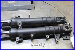 11 12 Suzuki Bandit 1250s 1250 Pair Front Forks Straight