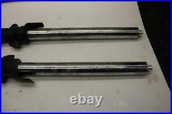 13-16 Suzuki Bandit 1250s Abs Front Forks Shock Suspension Set Pair Bb238