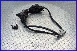 1999 97-00 Suzuki Bandit 1200 GSF1200 Front Brake Calipers Lines Hoses Lot