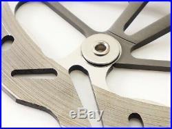 1999 SUZUKI INAZUMA1200 BRAKING Front Wave Disc Rotor Set BANDIT1200 GSF1200 yyy