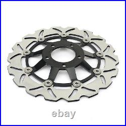 1Pair Front Brake Discs For GSF 600 Bandit S 95-04 SV 650 99-02 GSX 600 F 89-03