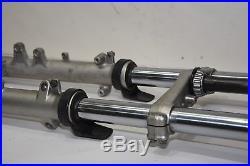 2000 Suzuki Bandit GSF600 Front End Suspension Forks 41mm