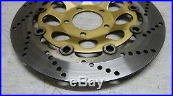 2002 suzuki gsf 600 bandit front brake discs #119