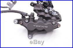 2005 01-06 Suzuki Bandit 1200s 1200 Complete Front Brakes Calipers Master S86