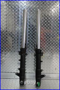 2009 Suzuki Bandit 1250s Gsf1250sa Front Fork Set Pair 51103-49g80 51104-49g80