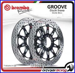 2 Brembo The Groove front Bremsscheibes 310mm Suzuki Bandit GSF 650 20072012