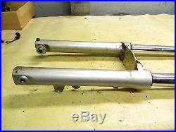 91 Suzuki GSF400 GSF 400 Bandit front forks Fork tubes shocks