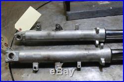 96-03 Suzuki Bandit 600 Gsf600 Pair Front Forks Straight