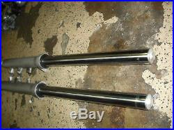 96-99 Suzuki Bandit 600 Front Forks Shock Suspension Set Pair 51103-26e11