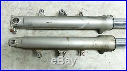 96 Suzuki GSF 600 S GSF600 Bandit front forks fork tubes shocks