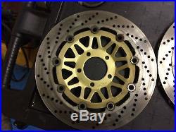 Bandit 1200 MK1 96-99 Front Discs