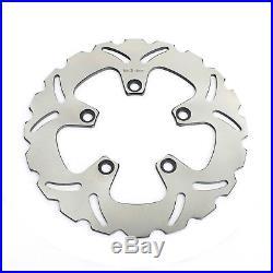 Bikingboy For GSF 600 Bandit /S 95-04 SV650S RF 400 600 R Front Rear Brake Discs