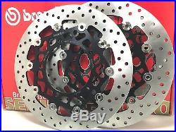 Brake Discs Brembo Front Floating 78B66 Suzuki GSF Bandit ABS 650 2012