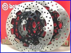 Brake Discs Brembo Front Floating 78B66 Suzuki GSF Bandit ABS 650 2013