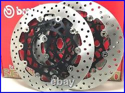 Brake Discs Brembo Front Floating 78B66 Suzuki GSF Bandit S 1250 ABS 2013