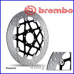 Brembo Oro Bremsscheibe Suzuki Gsf650 Bandit Gsr750 Gsf1200 Gsx1300r Mit Abe