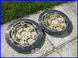 Bremsscheiben vorn front brake discs Suzuki SV 650 S GSF 400 600 Bandit u. A