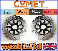 COMET Pair Front Brake Discs Suzuki GSF 250 ZP/R/NR Bandit (GJ74A) 92-96 W902BK2