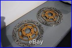 EBC 310mm front brake rotors Suzuki Bandit 1200 MK1 1995-1999