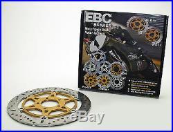 EBC Bremsscheibe vorne mit ABE Suzuki GSF 600 Bandit GSX 600 F GSX 750 F