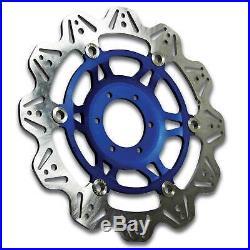 EBC Front Blue Vee Rotor Brake Disc For Suzuki 1997 GSF1200S Bandit V