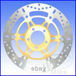 EBC Front Brake Disc X Series Stainless Steel Suzuki GSF 1200 Bandit 2000