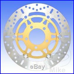 EBC Front Brake Disc X Series Stainless Steel Suzuki SV 650 S 2007