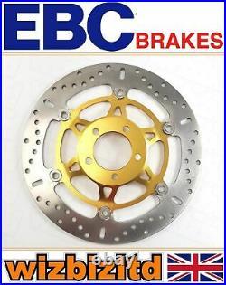 EBC Front Left X Brake Disc Suzuki GSF 1200 S Bandit 2001-2005 MD3006X