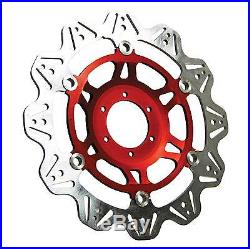 EBC Front Red Vee Rotor Brake Disc For Suzuki 1999 GSF600N Bandit VR3003RED