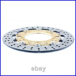 For DL 650 V-Strom 07-12 GSF 650 Bandit S 07-12 GSX1300R 08-17 Front Brake Discs