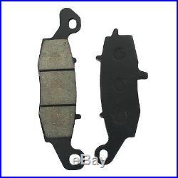 For GSF600 Bandit 00-04 GSX 750 F 98-02 SV650S Front Rear Brake Discs Disks Pads