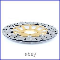 For GSF 1200 Bandit / S 97 98 99 00 RF 900 R 96-99 Front Brake Discs Disks Pads