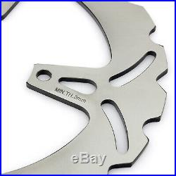 For GSF 400 Bandit N V VZ GSX 600 750 F GSX400 Wavy Front Rear Brake Discs Disks
