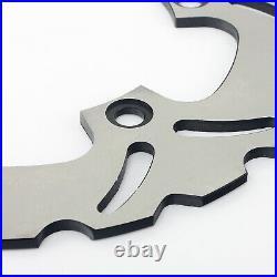 For GSF 650 1250 Bandit S 2007-2012 GSF 1200 Bandit 2006 Front Rear Brake Discs