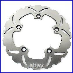 For GSF 650 Bandit / S 07-12 GSR 600 06-10 GSR 750 11-16 Front Rear Brake Discs