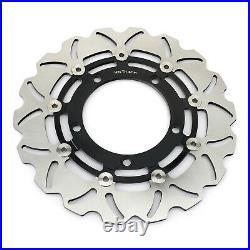 For GSF 650 Bandit S 07-12 GSX 650 F 08-13 DL 650 1000 V-Strom Front Brake Discs