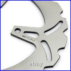 For GSX 600 750 F GSX600F GSX750F Katana 1989-1997 Front Rear Brake Discs Disks
