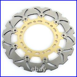 For SFV 650 Gladius / ABS 2009-2017 GSF 650 S Bandit ABS 06 07 Front Brake Discs