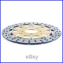 For SV650S 2003-2015 GSF650 Bandit /S 05-06 GSX750F Front Brake Discs Disks Pads