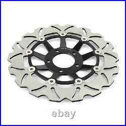 For Suzuki Front Rear Brake Discs Disks GSF 250 Bandit 90-18 GS 500 E F GS 400