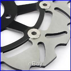 For Suzuki GSF 1200 Bandit S 01-05 K1 K2 K3 K4 K5 Front Brake Discs Disks & Pads