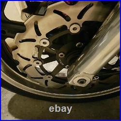 For Suzuki GSF 1200 Bandit / S 95-05 RF 900 R 94-99 Front Rear Brake Discs Disks
