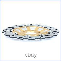 For Suzuki GSF 250 Bandit 01-06 GSX-R 400 R RGV250 Gamma Front Brake Discs Disks