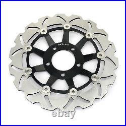 For Suzuki GSF 600 Bandit 00-04 GSX 600 750 F 98-03 Front Brake Disc Disks Pads