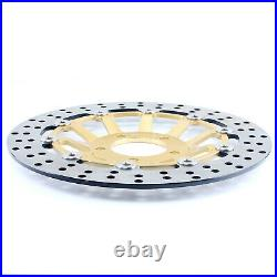 For Suzuki GSF 600 Bandit N S 00-04 SV 650 S SV650 99-02 Front Brake Discs Pads