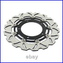 For Suzuki GSF 650 1250 Bandit S 08-12 GSR 600 / ABS 06-11 Front Brake Discs Pad
