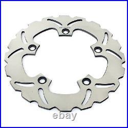 For Suzuki GSF 650 1250 S Bandit / ABS 2008-2012 Front Rear Brake Discs Pads