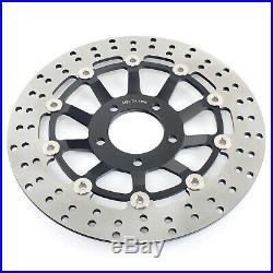 For Suzuki GSX 600 750 F 98-03 GSF600 Bandit SV650S Front Brake Discs Disks Pads